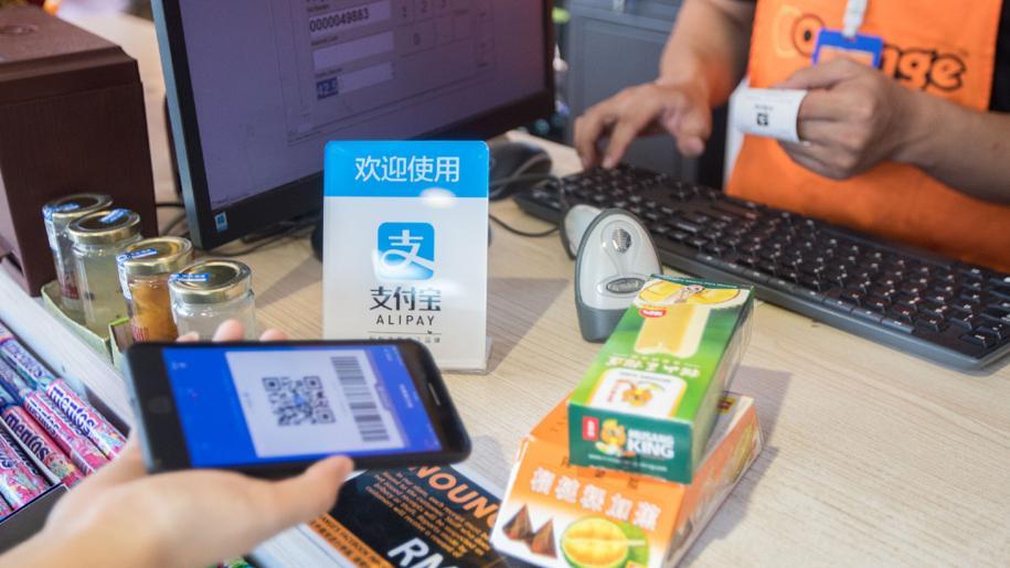 Thanh toán mọi chi phí với Alipay